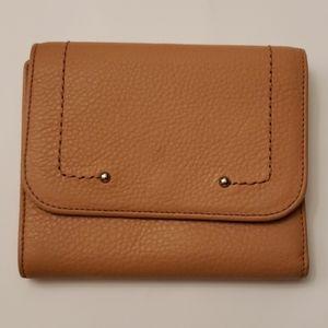 Vintage🆕️👌 BANANA REPUBLIC 📍leather wallet
